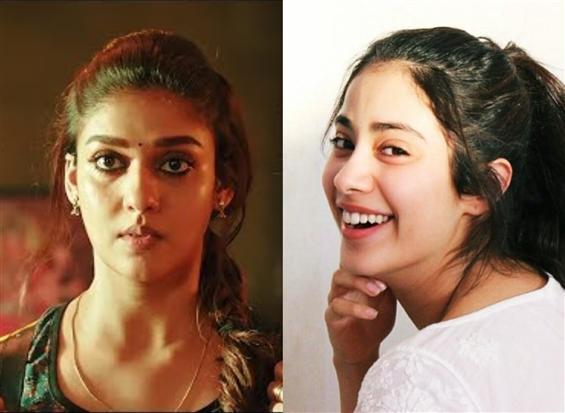 Janhvi Kapoor to reprise Nayanthara in Kolamaavu Kokila Remake!