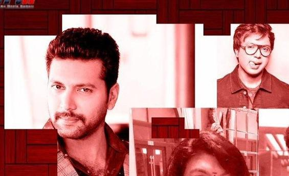 Jayam Ravi's 25th film kick started today!