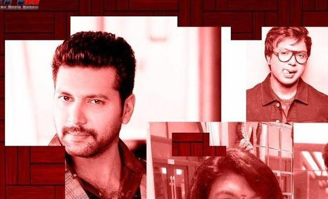 Jayam Ravi's 25th film kick started today!