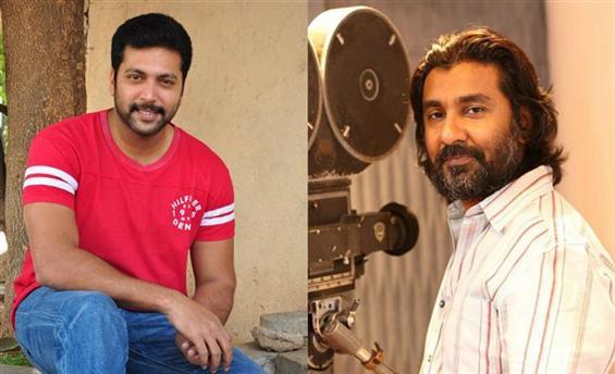 Jayam Ravi's next film after Sangamithra gets finalized - Movie Poster