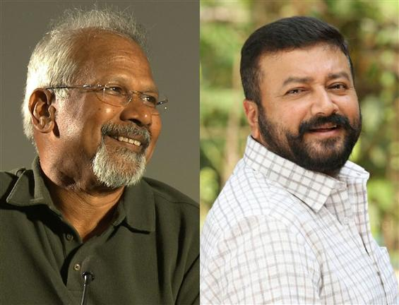 Jayaram to finally work with Mani Ratnam in Ponniy...