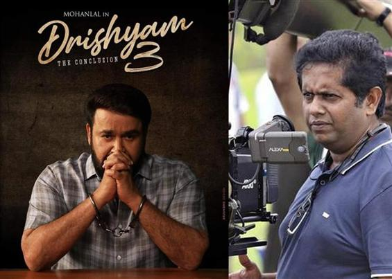Jeethu Joseph has a 'beautiful climax' for Drishya...