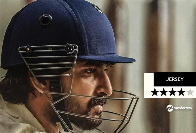 Jersey - A Heart Wrenching Sports Drama with Loads of Love and Emotions