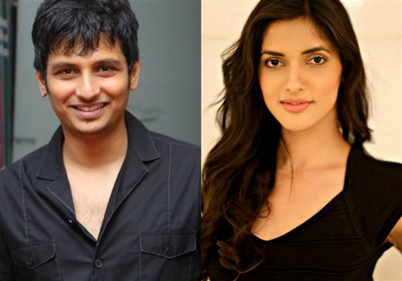 Jiiva starrer Gypsy gets former Miss India finalist for heroine!