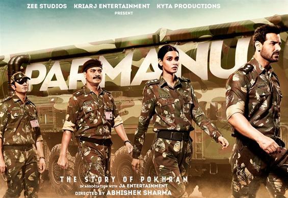 News Image - John Abraham starrer Parmanu locks a new release date image