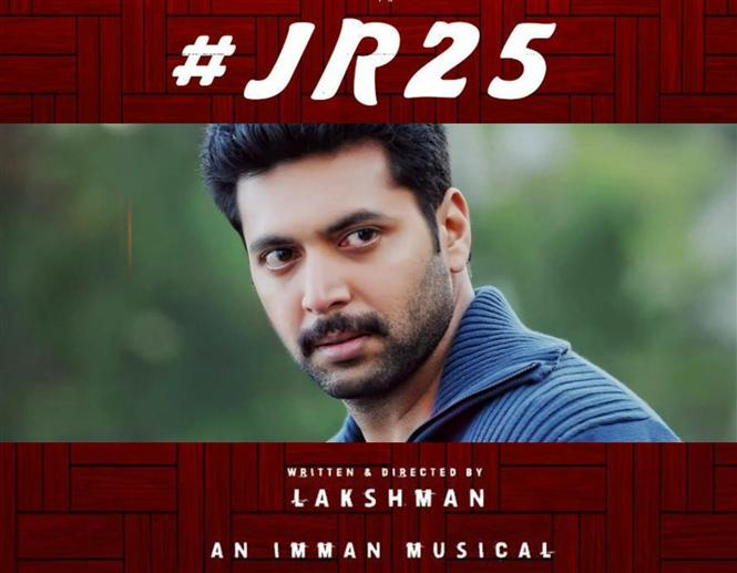 JR 25: Jayam Ravi to play a farmer in his next!