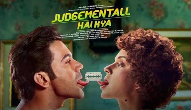 Judgemental Hai Kya?  - Insanely Experimental