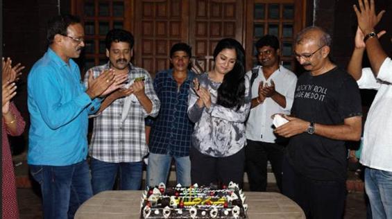 Jyothika, Vidharth starrer Kaatrin Mozhi completes shooting!