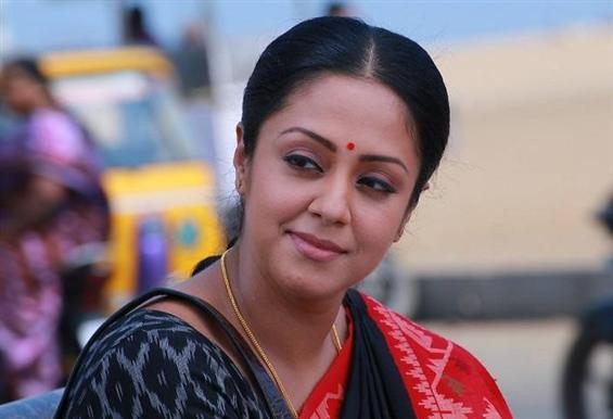 Jyothika's next titled Raatchasi?