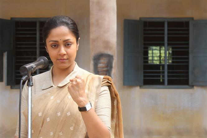 Jyothika's Raatchasi to release on this date?
