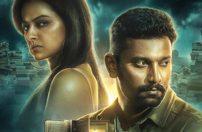 K-13 Review - Another experimental film for Arulnithi in the thriller spectrum that has come off good!