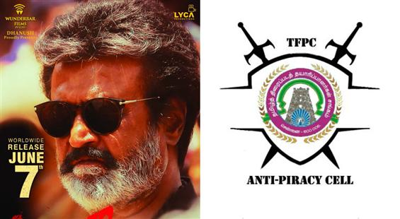 Kaala: 12000 piracy links removed by TFPC's Anti p...