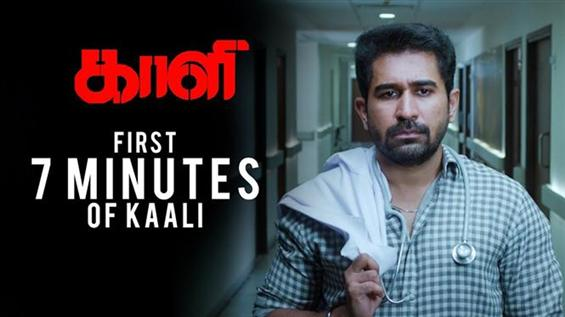 Kaali Sneak Peek: Vijay Antony releases first 7 minutes of his film