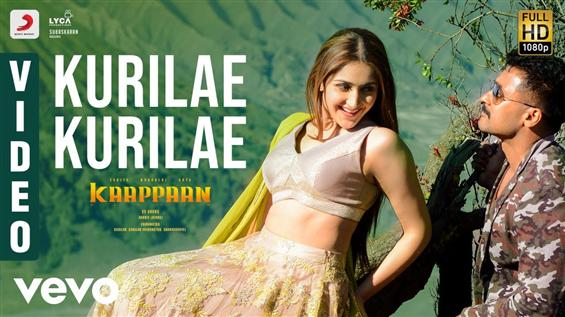 Kaappaan - Kurilae Kurilae Video Song