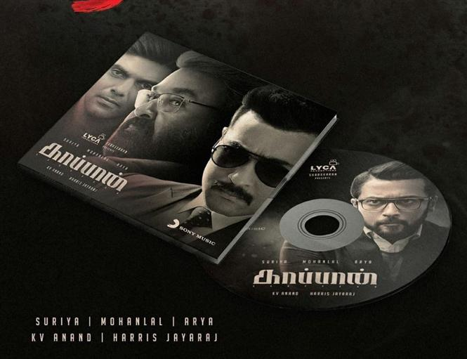 Kaappaan full album to release on this date?