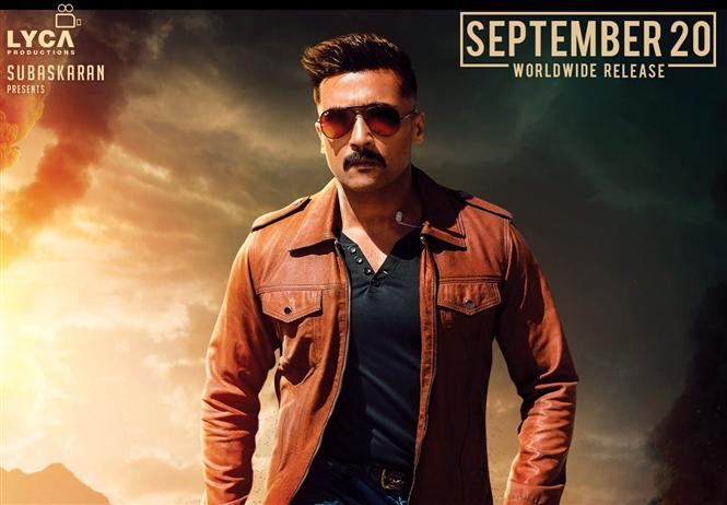 Kaappaan is not just a film on SPG, says director K.V. Anand!