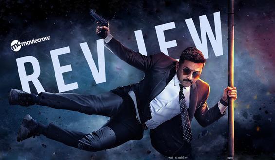 Kaappaan Review - Suriya delivers his charismatic ...
