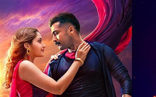 Kaappaan surprise second single from tomorrow