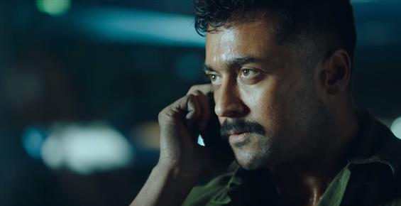 Kaappaan Telugu - Bandobast Trailer