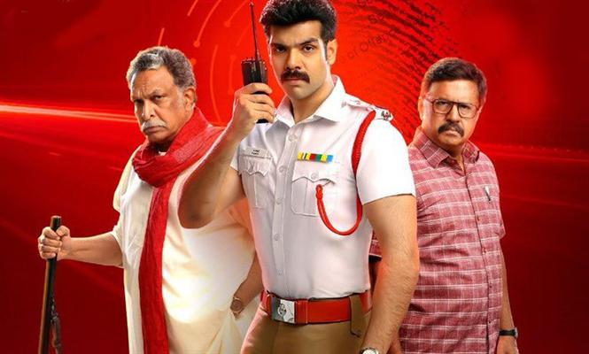 Kabadadaari Review - A fairly engaging crime drama that keeps you pinned till the end.