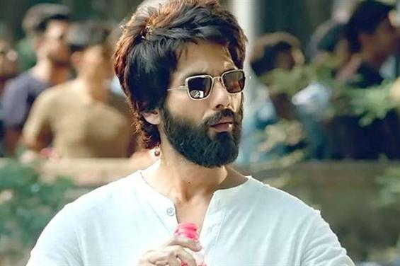 Kabir Singh becomes Shahid Kapoor's second highest...