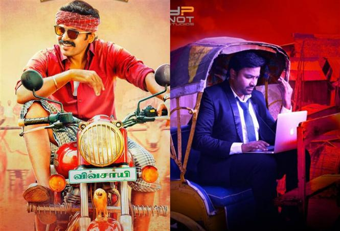 KadaiKutty Singam leads over Tamizh Padam 2 at the Box Office