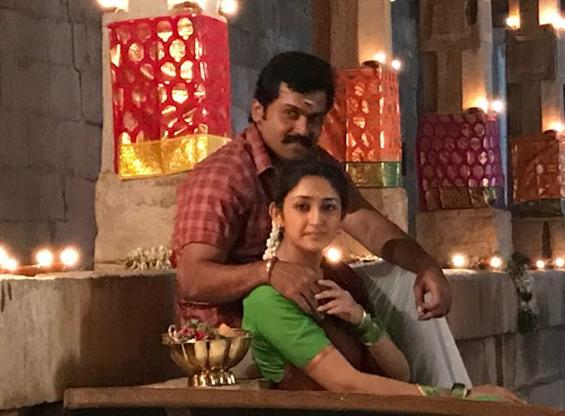 Kadaikutty Singam Stills and interesting tidbits