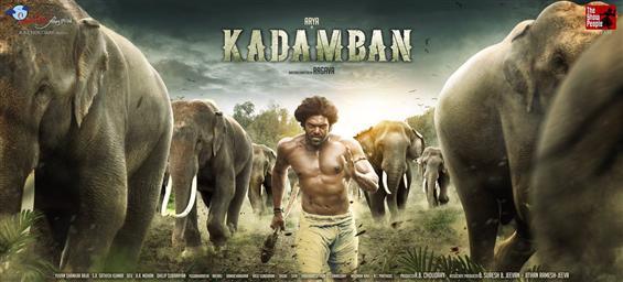 Kadamban - Censored