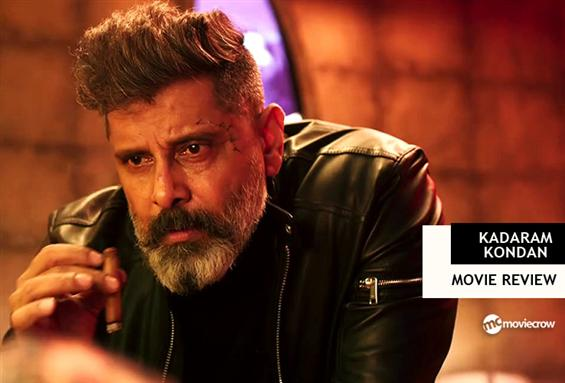 Kadaram Kondan Review - A crisp actioner that is f...