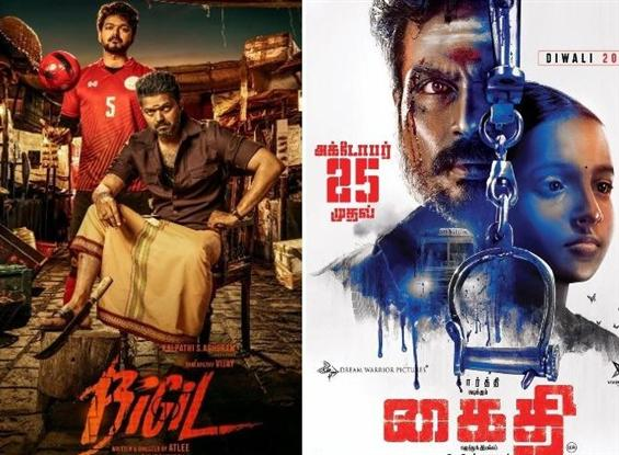 Kaithi, Bigil get one more week to shine with no new releases this week