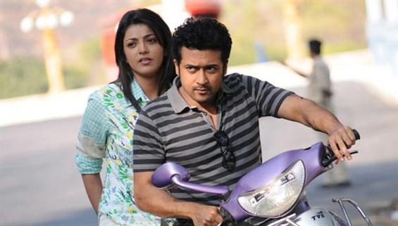 Kajal Aggarwal to reunite with Suriya?