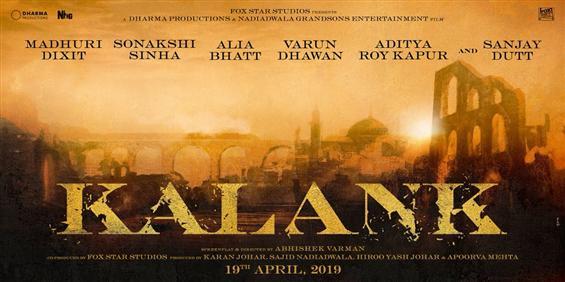 Kalank: Karan Johar's announces final star cast and release date
