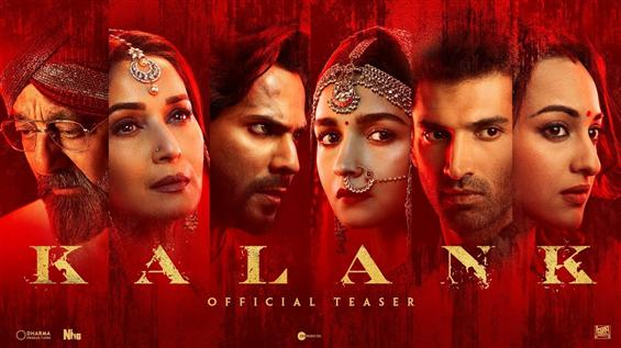Kalank Teaser gives regal vibes from 1945!