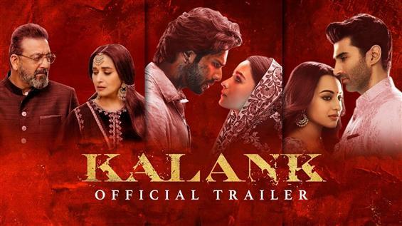 Kalank Trailer feat. Alia Bhatt, Varun Dhawan is a starry affair!