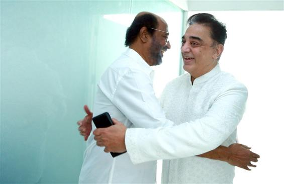 Kamal Haasan & Rajinikanth redefine rivalry & the ...