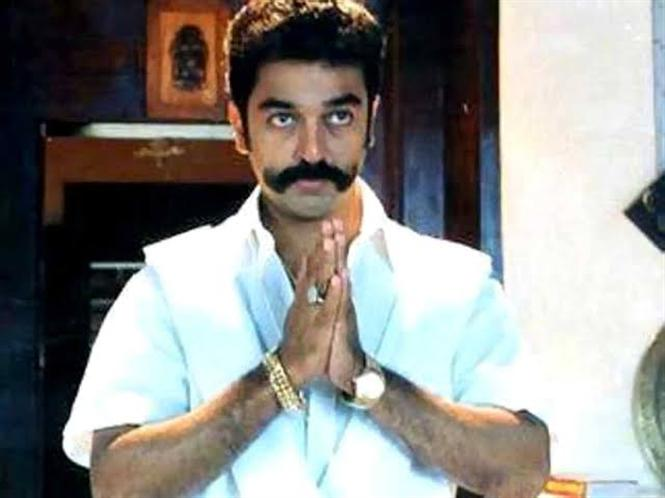 Kamal Haasan announces Thevar Magan 2, gets questioned about his take on caste!