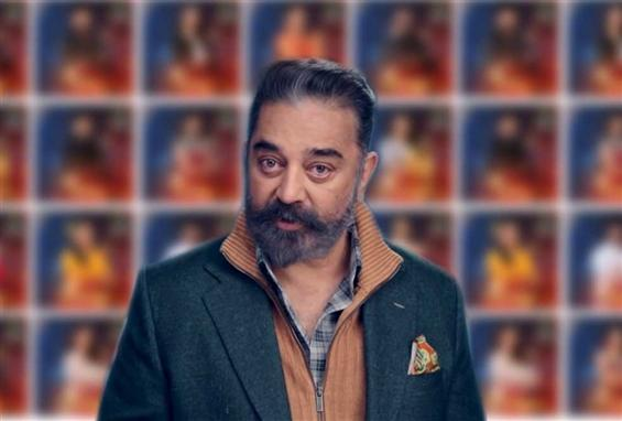 Kamal Haasan hosted Bigg Boss Tamil 4 to Launch on...