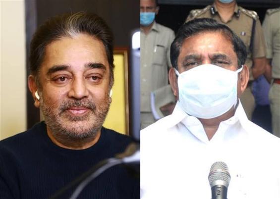 Kamal Haasan lauds Tamil Nadu CM's stand against N...