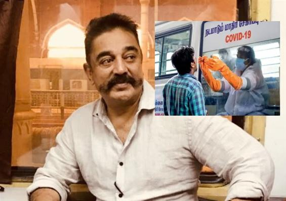 Kamal Haasan launches Naame Theervu for turning Chennai COVID-19 Green!