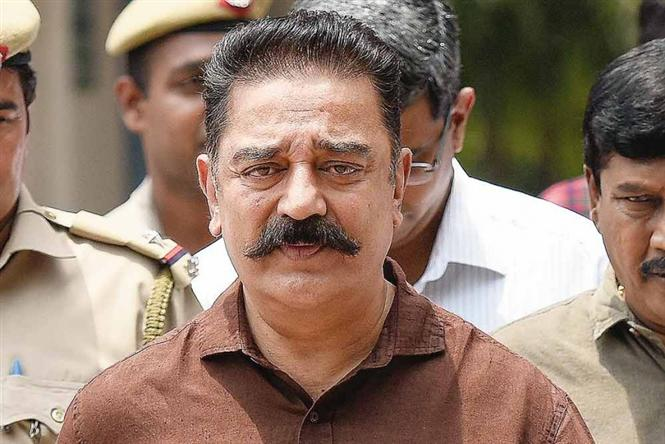 Kamal Haasan offers his home as a hospital for Corona Patients!