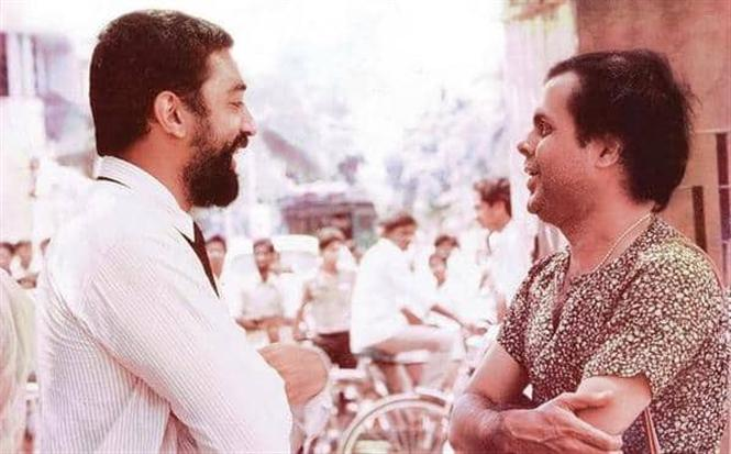 Kamal Haasan pens an emotional note on Crazy Mohan's demise!