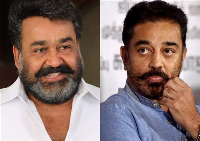 Kamal Haasan reveals why he envied Mohanlal on the actor's 60th birthday!