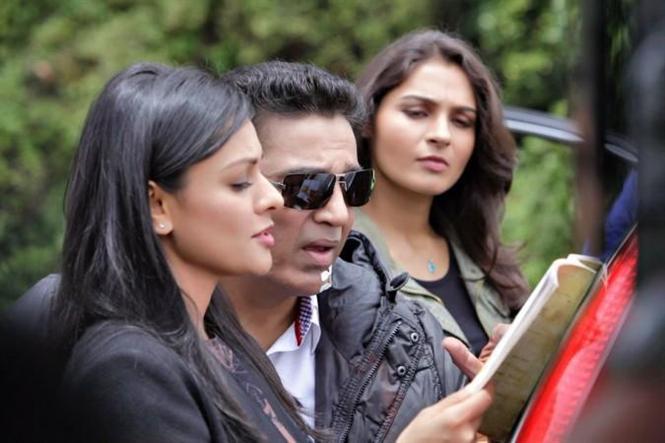 Kamal Haasan ropes in Vishwaroopam heroines for Thalaivan Irukkindran?