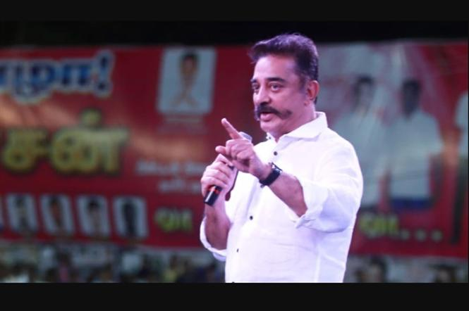 Kamal Haasan's 10 hard-hitting questions for the center & state!