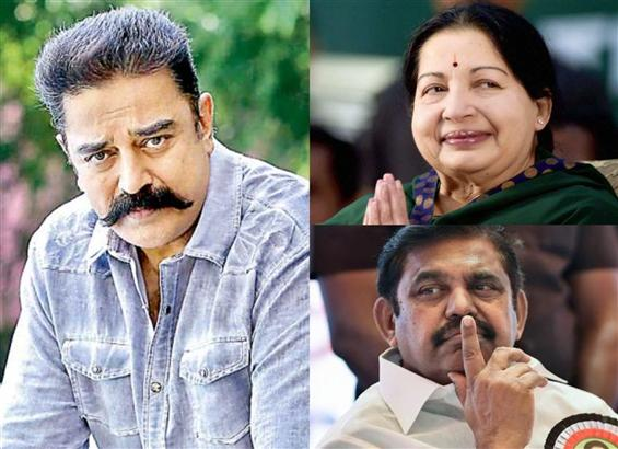 Kamal Haasan's hard-hitting questions for the Tami...