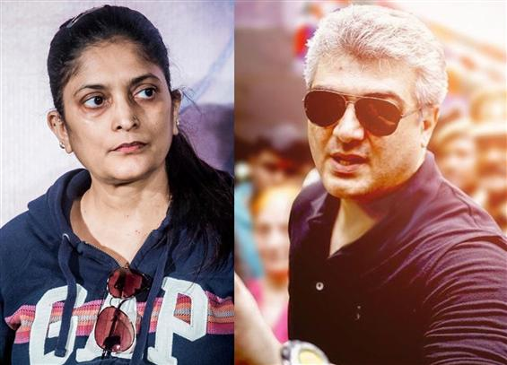 Kamal Haasan's producer for Ajith, Sudha Kongara f...
