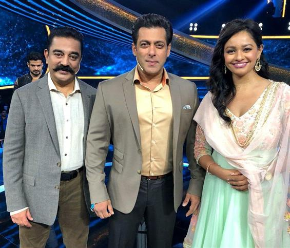 Kamal Hasan & team Vishwaroopam 2 on Salman Khan's...