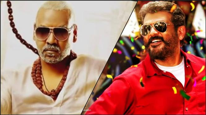 Kanchana 3 Malaysia Opening Weekend Box Office - On par with Ajith's Viswasam