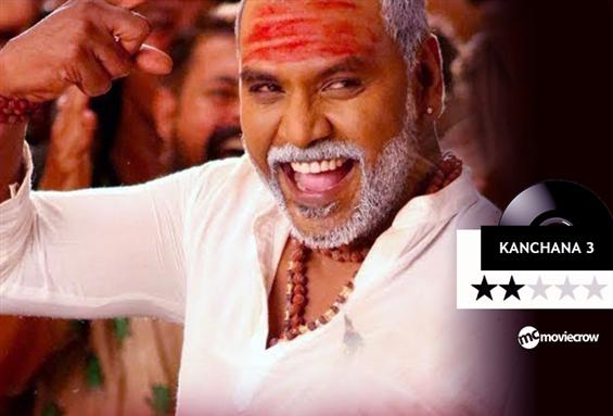 Kanchana 3 Songs - Music Review