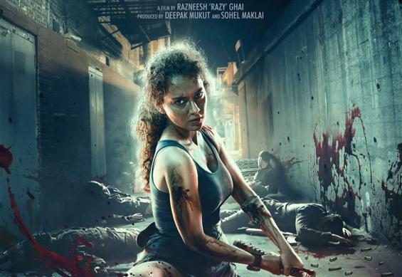News Image - Kangana Ranaut announces Dhaakad release date with new poster! image